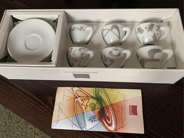 Chávenas Porcelana - conjunto 6