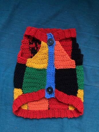 ubranie dla psa harry styles cardigan kardigan dla psa