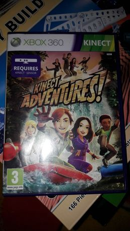 Gra na Xbox 360 kinect