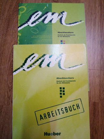 Podręcznik i ćwiczenia do nauki niemieckiego. Deutsch als Fremdsprache
