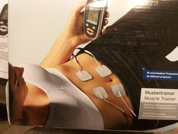 Aparat do treningu/urządzenie do intensywnej stymulacji mięśni