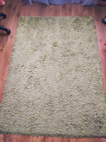 Dywan 170x120cm zielony