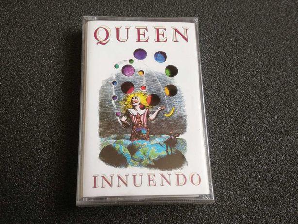 Аудиокассета Queen – Innuendo  1991  New