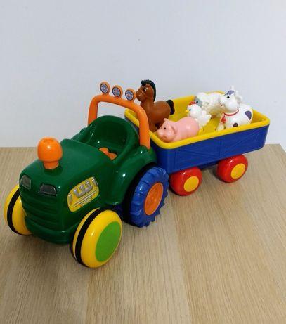 Traktor farmer interaktywny