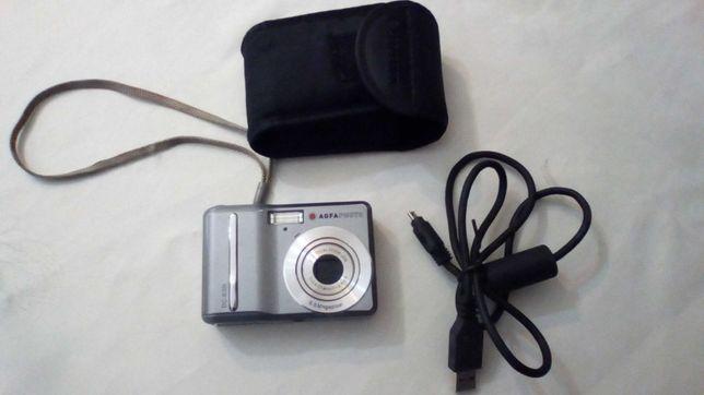 Máquina fotográfica agfa photos avariada