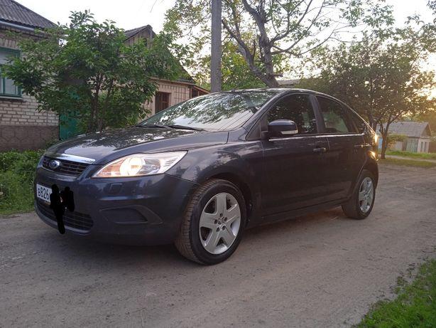 Форд фокус 1.8 бензин растаможен