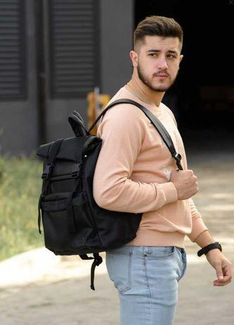 Сумка рюкзак мужской роллтоп Rolltop городской повседневный