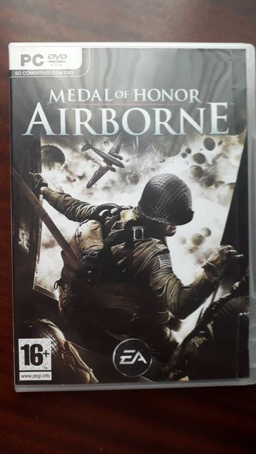 Jogo PC - Medal of Honor: Airbone