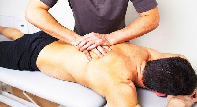 Лечебный массаж от сколиоза, остеохондроза. Оздоровительный массаж