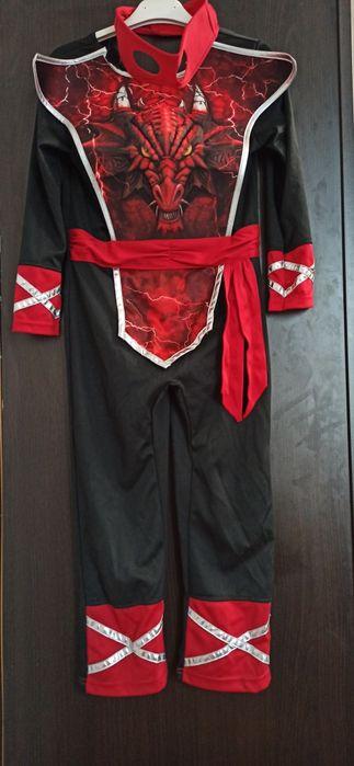 Strój karnawałowy ninja Dąbrowa Górnicza - image 1