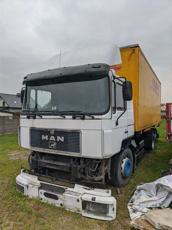 Samochód ciężarowy Man F2000 BDF