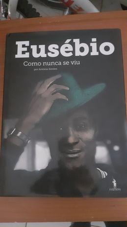 Eusébio como nunca se viu por António Simões