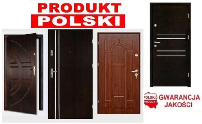 Drzwi z-Montażem Dąbrowa