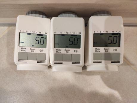 Elektroniczna głowica termostatyczna Eqiva Eq-3 L 3szt Nówki