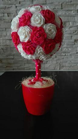 Kula róż 40 cm