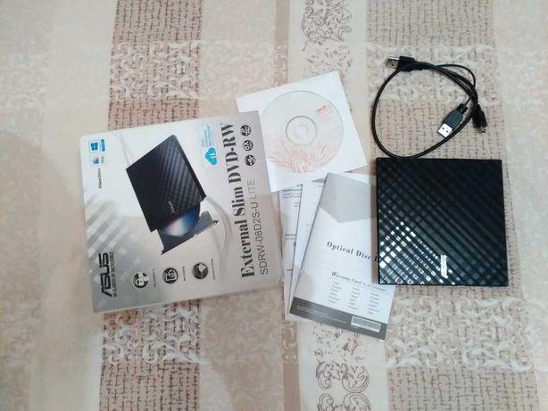 Внешний USB DVD-RW привод ASUS SDRW-08D2S
