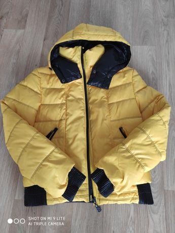 Зимния курточка + лыжные штаны