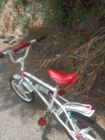 Bicicleta BMX anos 80