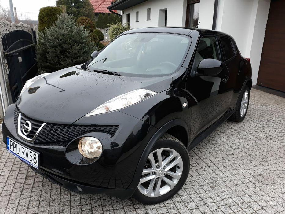 Nissan Juke 1.5 DCI 110 KM super stan od kobiety Kalisz - image 1
