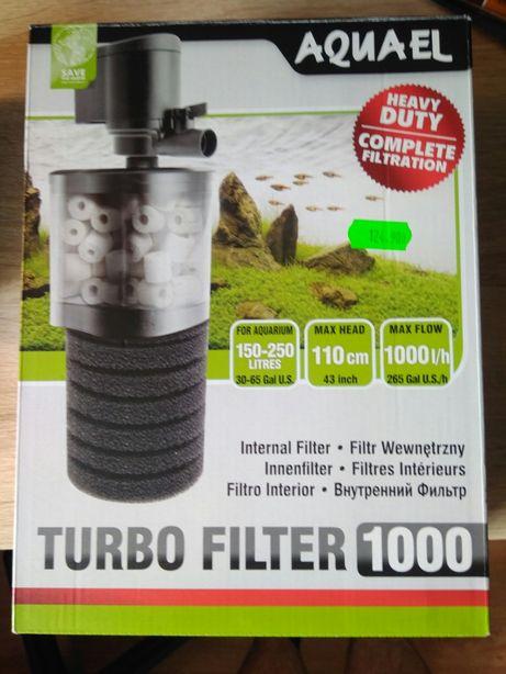 Filtr Aquael Turbo 1000 do akwarium