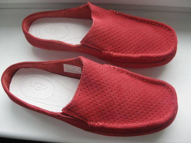 UGG M Alamar 43 pantofle Oryginalne luksusowe kapcie UGG lux