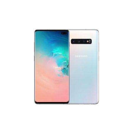 Samsung Galaxy S10 Plus Dual Sim 128GB White / Biały - Gsmbaranowo.pl