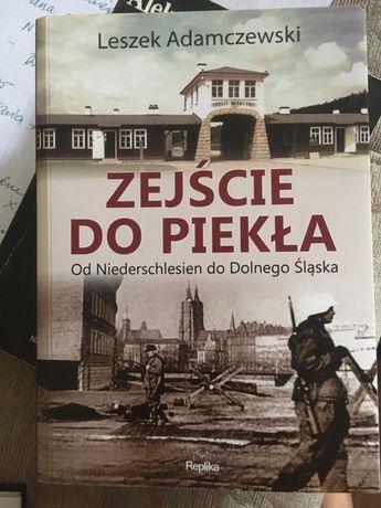 Zejscie do piekla - Leszek Adamczewski