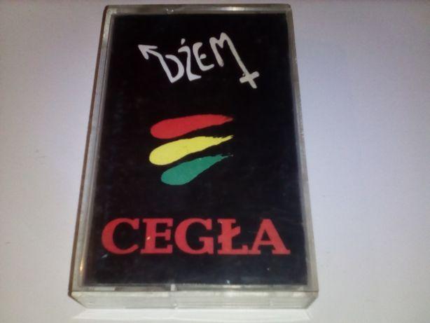 Dżem Cegła kaseta
