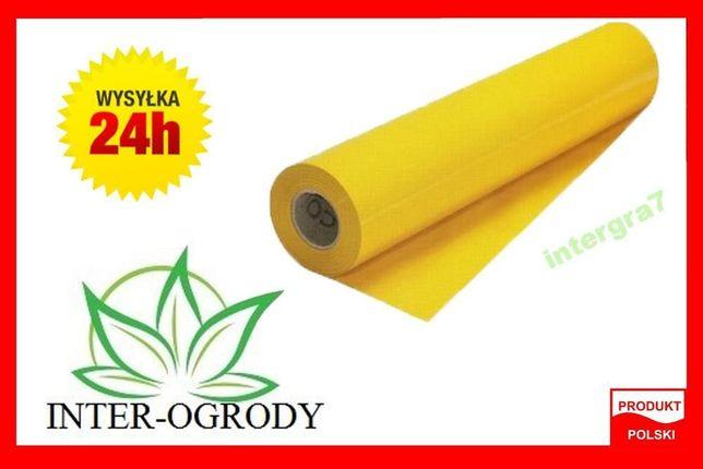 Folia pod panele podłogowe żółta,paroizolacyjna - na metry