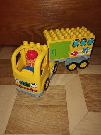 Новий дитячий конструктор Машинка, аналог Lego Duplo