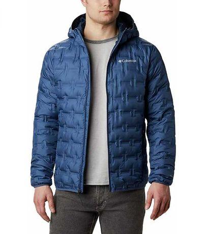 Пуховая куртка Columbia Delta Ridge. Размер М.