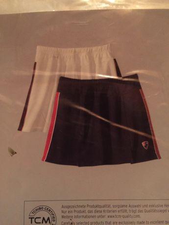 2 spodniczki do gry w tenisa. Rozmiar M 40/42