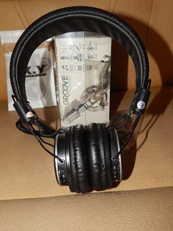 Słuchawki bezprzewodowe XX.Y Groove