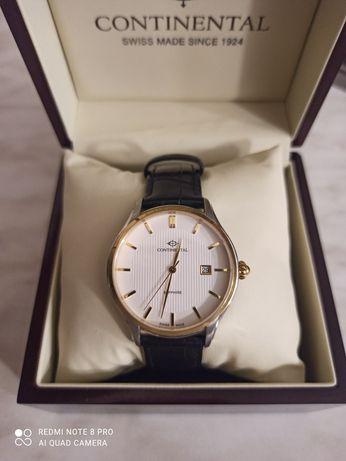 Часы Continental 12206 швейцарские, годинник, стекло сапфир состояние