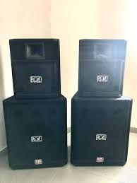 Комплект пассивного звука Ross system. США