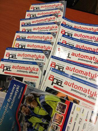 Magazyny branżowe miesięcznik naukowo-techniczny Automatyka