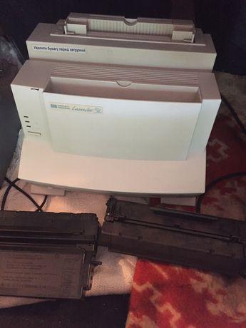 Принтер лазерный hp laserjet 5