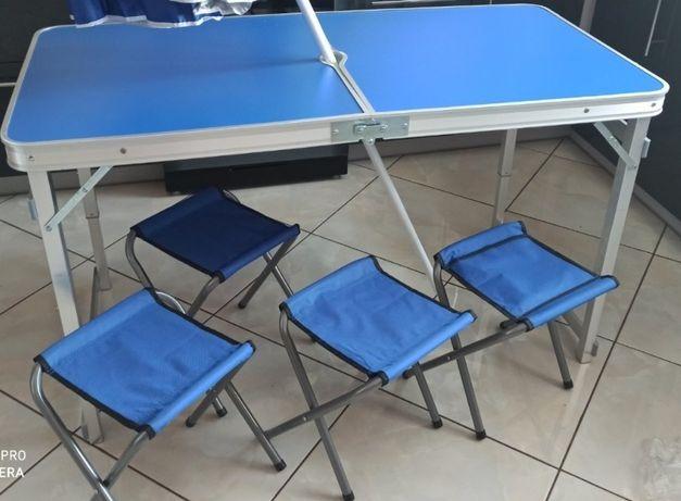 Наличие! Стол для пикника, природы + 4 стула Усиленный