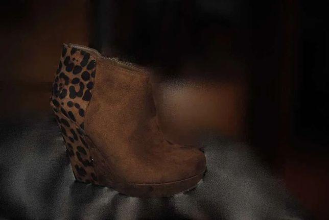 Botins Leopardo.