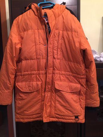 Пуховая лыжная куртка Next Columbia Karrimor