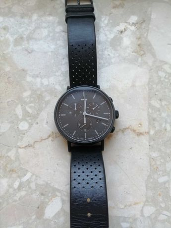 Timex Chronograph czarny