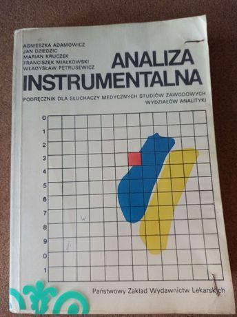 """Medycyna: """"Analiza instrumentalna"""", A. Adamowicz i in."""