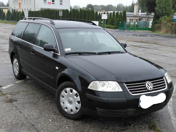 VW PASSAT*Benz+ Instalacja Gazowa* LIFT*