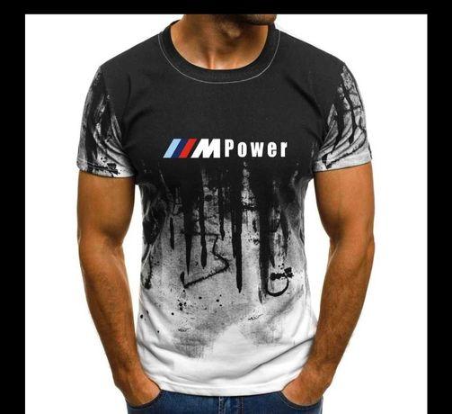 T shirt M bmw tamanho M/L nova