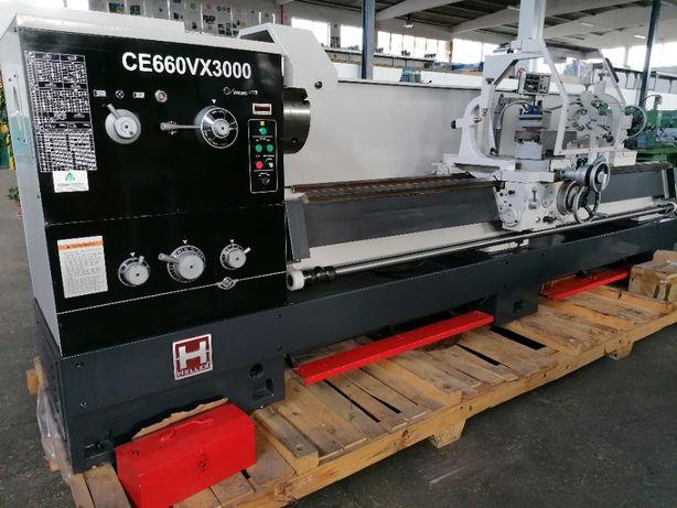 Torno Mecanico HELLER CE 660Vx3000 - Novo