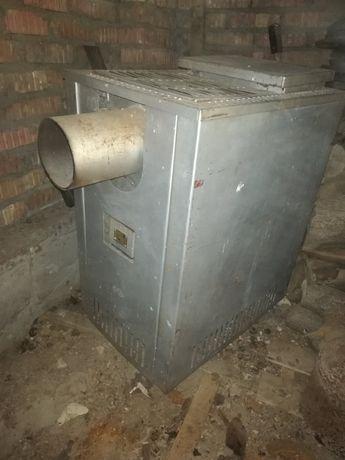 Печка, устройство на твердом топливе