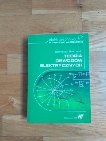 Teoria obwodów elektrycznych S. Bolkowski Wyd.WNT