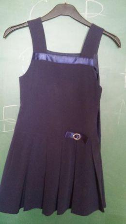 Шкільна форма сарафан, піджак, штани р.140
