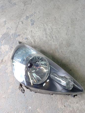 Lampa przednia prawa reflektor prawy przód Honda Jazz Lift