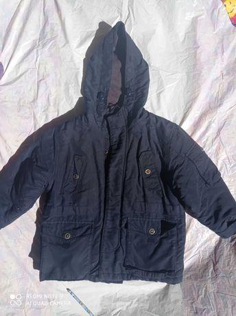Куртка пальто Next на мальчика 104-110